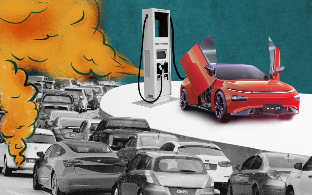 These Chinese EV Makers Are Winning The Race
